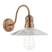 Adeline Antique Copper Wall Light